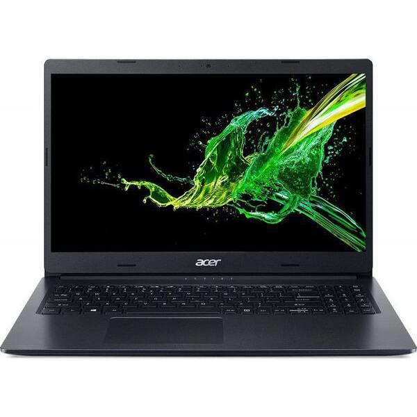 "Laptop ACER Aspire 3 A315-55G-77K7, Intel Core i7-10510U pana la 4.9GHz, 15.6"" Full HD, 8GB, 1TB, NVIDIA GeForce MX230 2GB, Free DOS, negru"