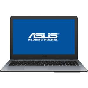 "Laptop ASUS A540UB-DM859, Intel® Core™ i3-7020U 2.3GHz, 15.6"" Full HD, 4GB, 1TB, NVIDIA GeForce MX110 2GB, Endless, argintiu"