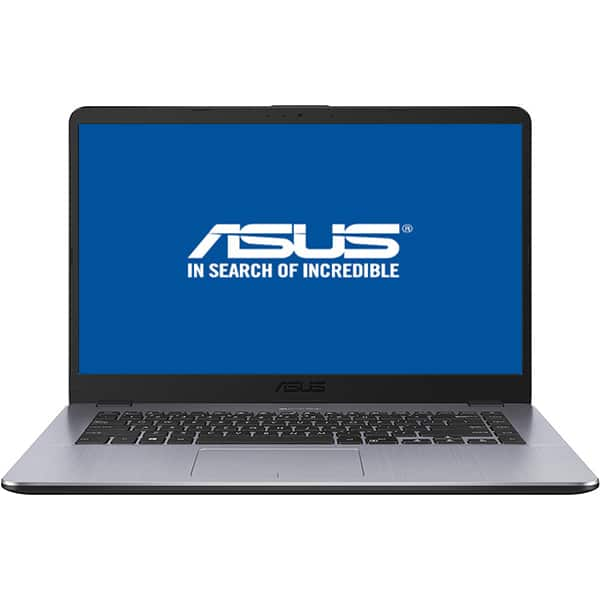 "Laptop ASUS A505ZA-BR262, AMD Ryzen™ 3 2200U pana la 3.4GHz, 15.6"" HD, 4GB, SSD 256GB, AMD Radeon™ Vega 3, Endless"