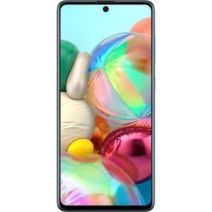 Telefon SAMSUNG Galaxy A71, 128GB, 6GB RAM, Dual SIM, Prism Crush Blue