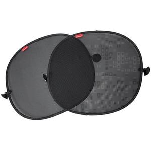 Set 2 parasolare auto DIONO Sun Stoppers D40276, negru