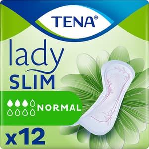 Absorbante incontinenta TENA Lady Slim Normal, 12 buc