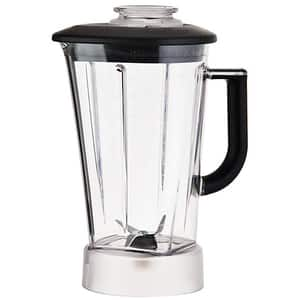 Recipient blender KITCHENAID Diamond 5KSB68DMD, 1.75l, transparent-negru