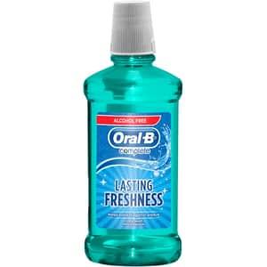 Apa de gura ORAL-B Lasting Feshness, 500ml