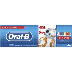 Pasta de dinti ORAL-B Junior Star Wars, 75ml