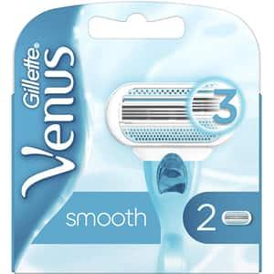Rezerva aparat de ras GILLETTE Venus Smooth, 2 bucati