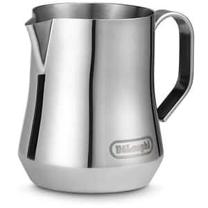 Cana pentru spumarea laptelui DE LONGHI DLSC060, 350ml, argintiu