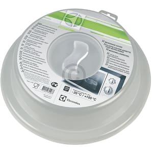 Capac cuptor cu microunde ELECTROLUX E4MWCOV1, 26.5cm, transparent