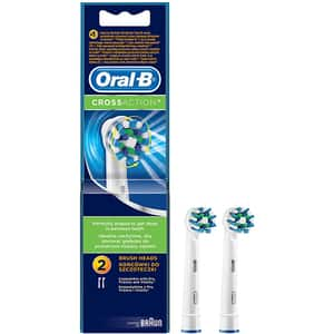 Rezerve periuta de dinti electrica ORAL-B Cross Action EB50, 2buc