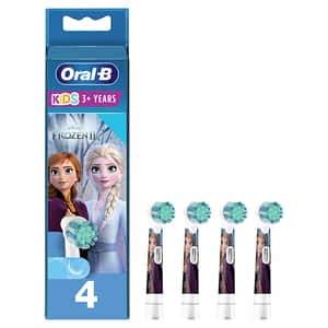 Rezerve periuta de dinti electrica pentru copii ORAL-B Frozen, 4buc