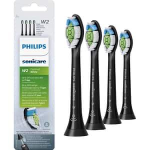 Rezerve periuta de dinti electrica PHILIPS Sonicare Optimal White HX6064/11, 4buc
