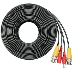 Cablu video de alimetare pentru camera de supraveghere PNI-ACCTV30M, 30m
