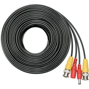 Cablu video de alimetare pentru camera de supraveghere PNI ACCTV40M, 40m
