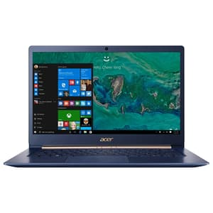 "Laptop ACER Swift 5 SF514-53T-53SN, Intel® Core™ i5-8265U pana la 3.9GHz, 14.0"" Full HD Touch, 8GB, SSD 512GB, Intel® UHD Graphics 620, Windows 10 Home"