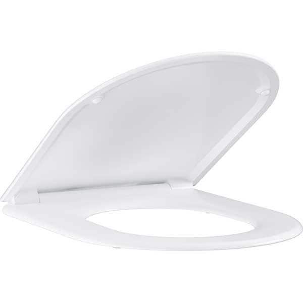 Capac WC GROHE Essence 39577000, duroplast, alb