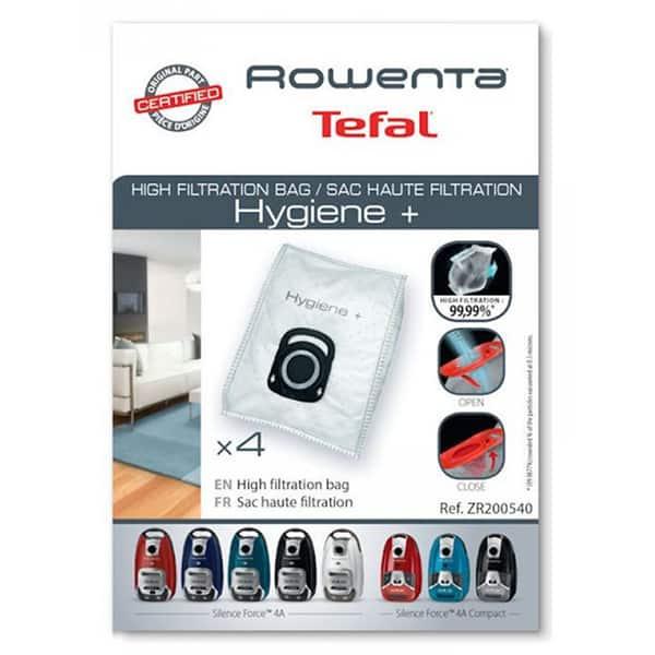 Set saci aspirator ROWENTA Hygiene+ ZR200540, 4 buc
