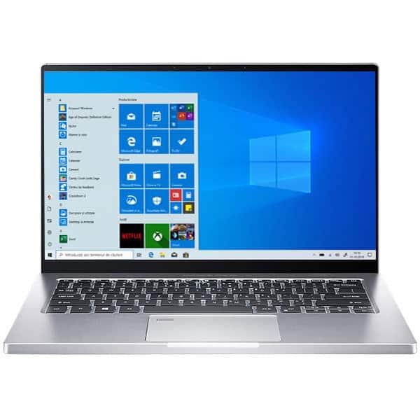 "Laptop ACER Porsche Design Book RS, Intel Core i5-1135G7 pana la 4.2GHz, 14"" Full HD Touch, 8GB, SSD 512GB, NVIDIA GeForce MX350 2GB, Windows 10 Home, gri"