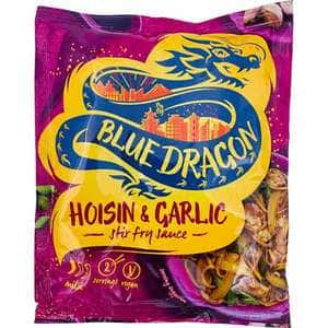 Sos stir fry hoisin&garlic BLUE DRAGON, 120g, 3 bucati