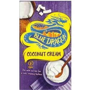 Crema de cocos UHT BLUE DRAGON, 250ml, 3 bucati