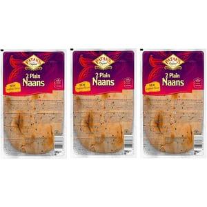 Naan Bread PATAKS, 255g, 3 bucati