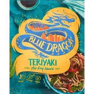 Sos teriyaki BLUE DRAGON, 120g, 3 bucati