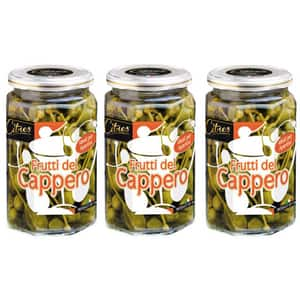 Fructe capere in otet CITRES, 290g, 3 bucati