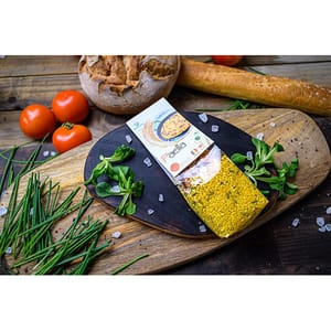 Orez si legume uscate Paella ECOTRAVIO, 250g