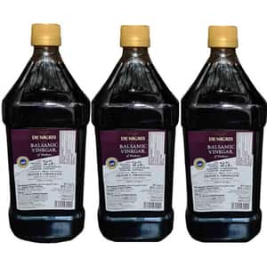 Otet balsamic de mondena 25% must DE NIGRIS, 2l, 3 sticle