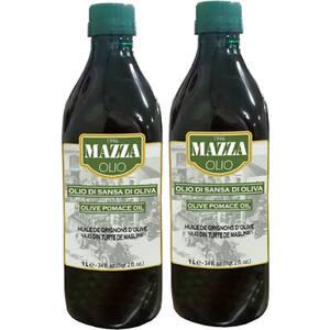 Ulei masline sansa MAZZA, 1l, 2 bucati