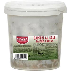 Capere in sare MAZZA, 1000g