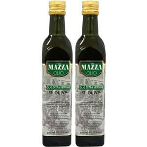 Ulei masline extravirgin MAZZA, 250ml, 2 bucati