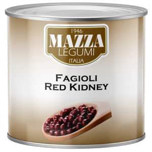Fasole rosie Red Kidney MAZZA, 2500g