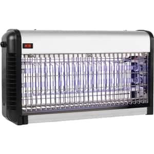 Capcana electrica pentru insecte HOME IKM 50, 50mp