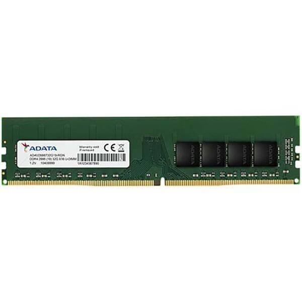 Memorie desktop ADATA, 16GB DDR4, 2666MHz, CL19, AD4U2666716G19-SGN