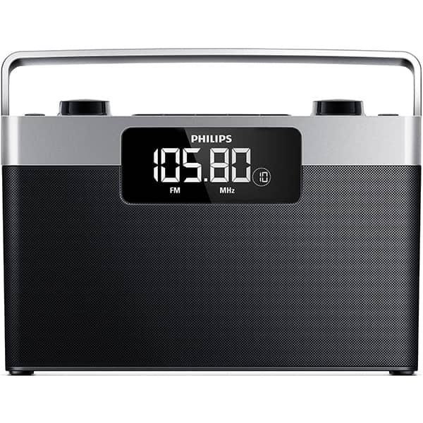 Radio portabil PHILIPS AE2430/12, FM, negru