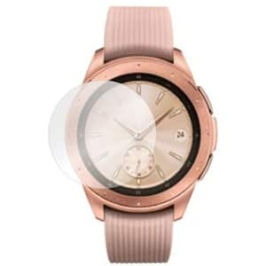 Folie protectie pentru Samsung Galaxy Watch 42mm, SMART PROTECTION, display, 2 folii incluse, polimer, transparent