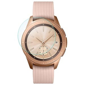 Folie Tempered Glass pentru Galaxy Watch 46mm, TELLUR TLL145495, transparent