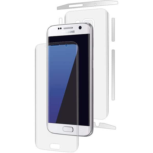 Folie protectie pentru Samsung Galaxy S7, SMART PROTECTION, fullbody, polimer, transparent
