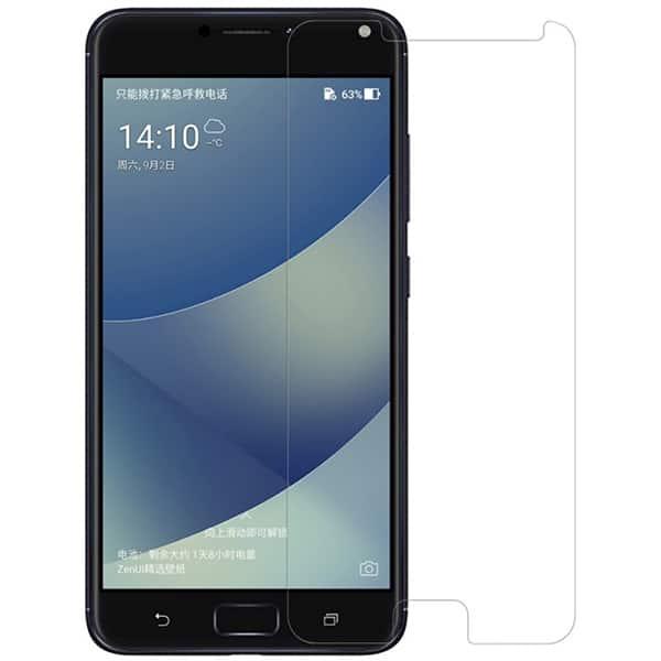 Folie Tempered Glass pentru Zenfone 4 Max ZC554KL, ASUS SP-ZF4MAX-ZC554KL, transparent