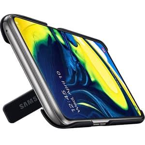 Carcasa Stand pentru SAMSUNG Galaxy A80, EF-PA805CBEGWW, negru