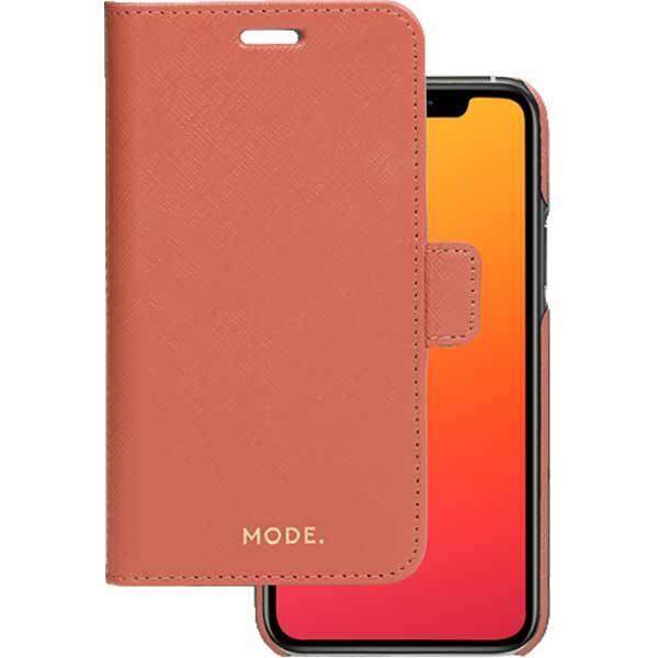 Husa Flip Cover pentru Apple iPhone X, DBRAMANTE1928 New York, 172835, roz