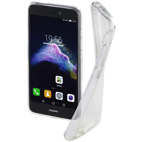 Carcasa pentru Huawei P8 Lite 2017, HAMA 178790, silicon, transparent