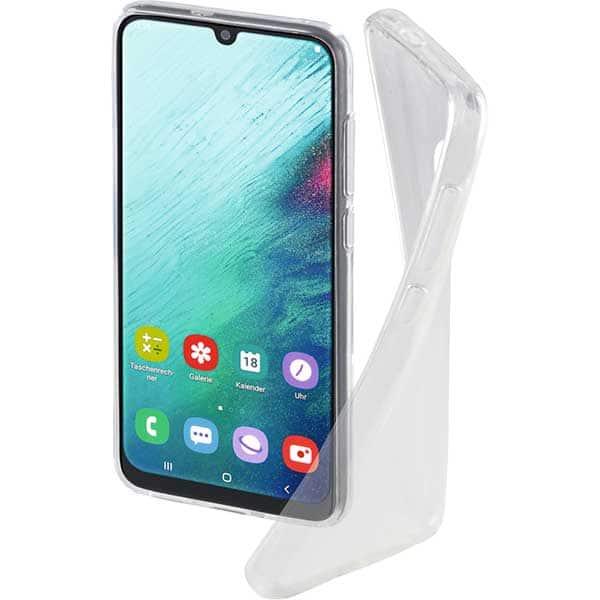 Carcasa pentru Samsung Galaxy A50 / Galaxy A30s, HAMA Crystal Clear, 186658, transparent