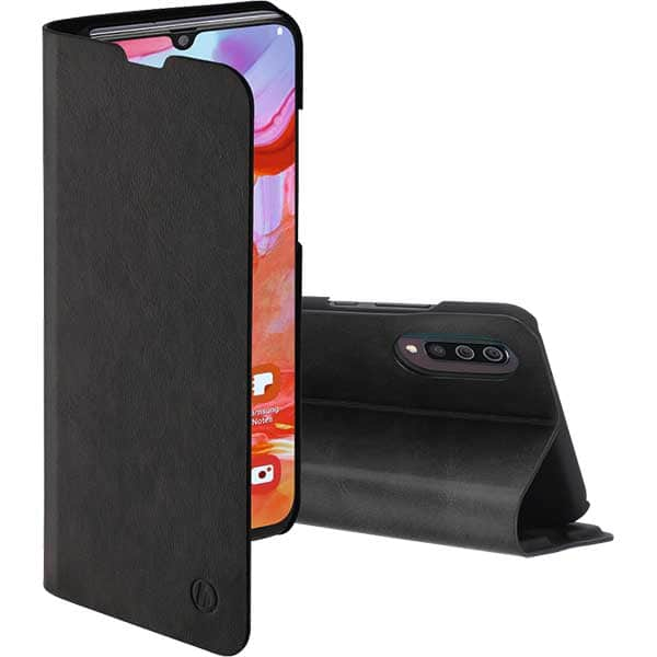 Husa Flip Cover pentru Samsung Galaxy A70, HAMA Guard Pro, 186679, negru