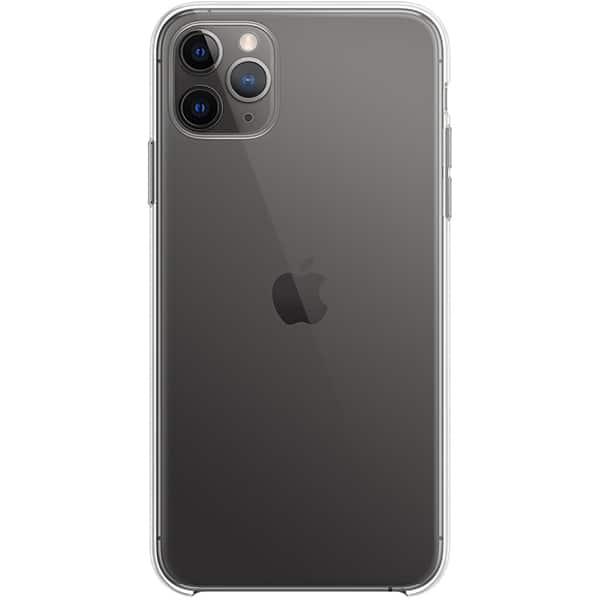 Carcasa APPLE pentru iPhone 11 Pro Max, MX0H2ZM/A, transparent