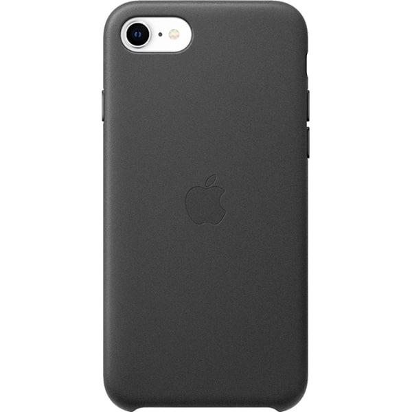 Carcasa pentru APPLE iPhone SE 2, MXYM2ZM/A, piele, Black