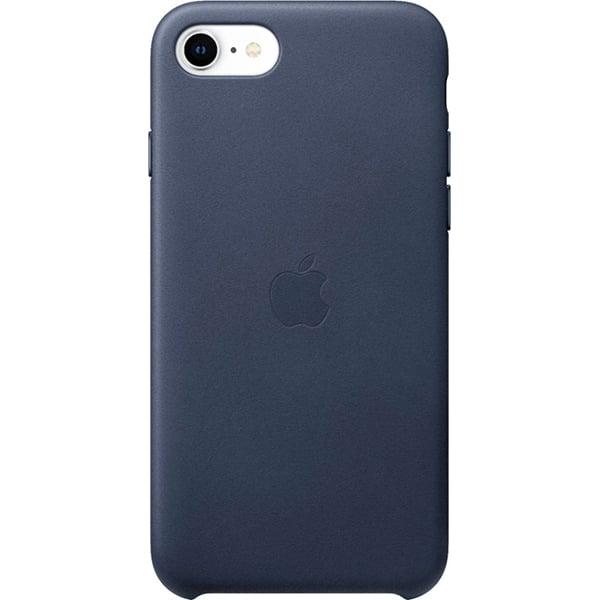 Carcasa pentru APPLE iPhone SE 2, MXYN2ZM/A, piele, Midnight Blue