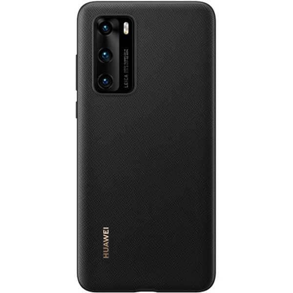 Carcasa pentru HUAWEI P40, 51993709, negru