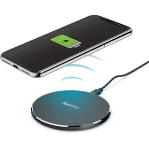 Incarcator wireless HAMA 183387, universal, QI, negru