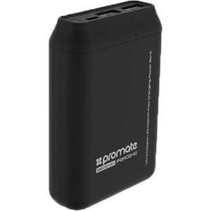 Baterie externa PROMATE Force-10, 10000mAh, 2xUSB, negru